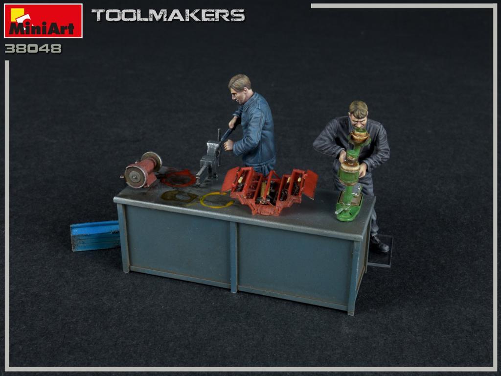 Fabricantes de herramientas (Vista 5)