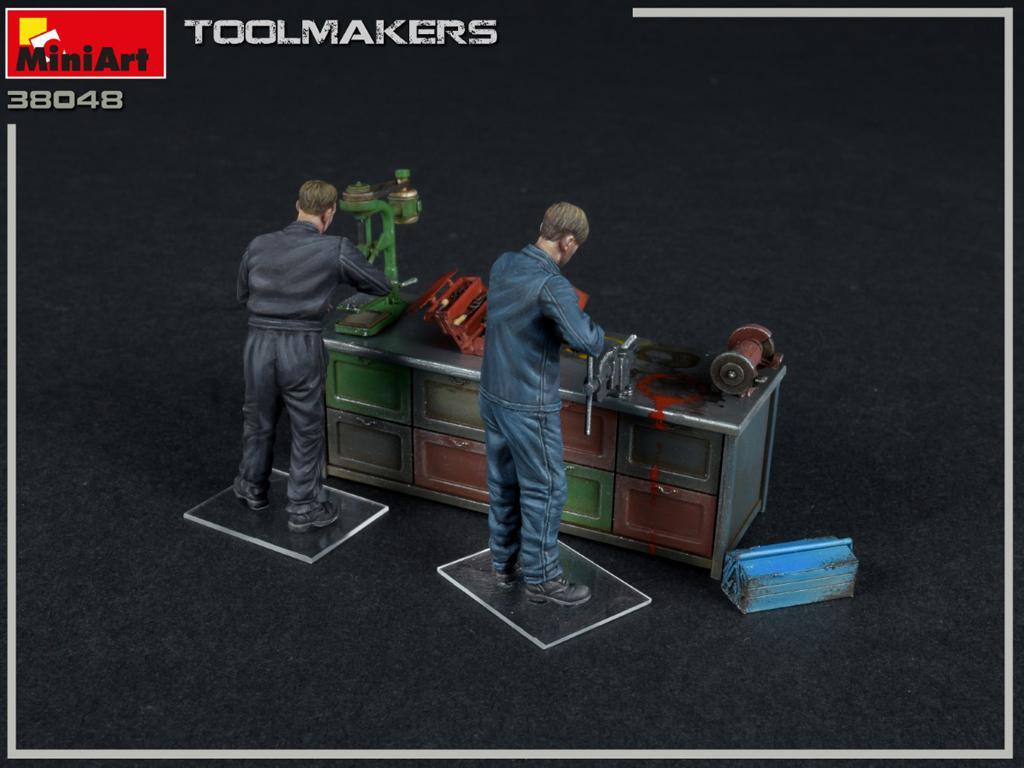 Fabricantes de herramientas (Vista 6)