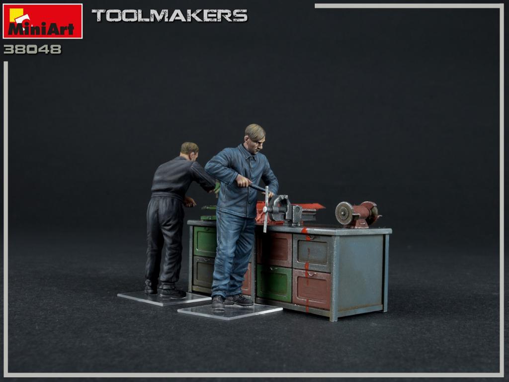 Fabricantes de herramientas (Vista 8)