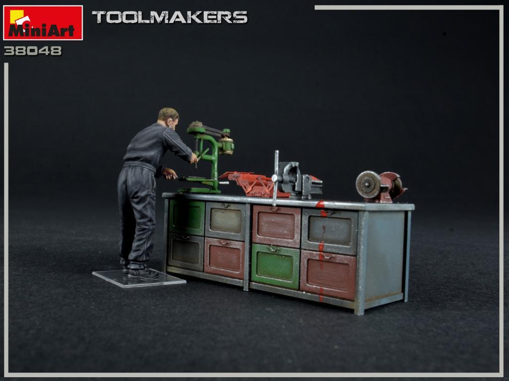 Fabricantes de herramientas (Vista 9)