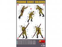 Carristas sovieticos Trabajando (Vista 10)
