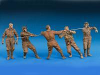 Carristas sovieticos Trabajando (Vista 11)