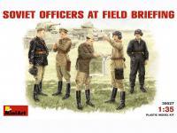Oficiales soviéticos (Vista 8)
