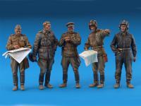 Oficiales soviéticos (Vista 11)