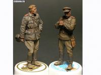 Oficiales soviéticos (Vista 13)