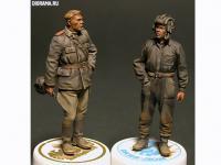 Oficiales soviéticos (Vista 14)