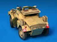Dingo Mk.1b British Armored Car con dotacion (Vista 22)