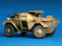 Dingo Mk.1b British Armored Car con dotacion (Vista 17)