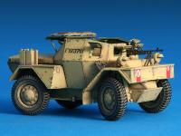 Dingo Mk.1b British Armored Car con dotacion (Vista 18)