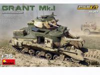 Grant Mk.I Interior Kit (Vista 13)