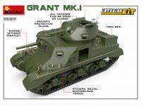 Grant Mk.I Interior Kit (Vista 16)