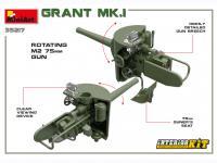 Grant Mk.I Interior Kit (Vista 20)