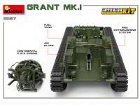 Grant Mk.I Interior Kit (Vista 21)