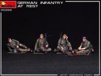 Infanteria Alemana Descansando (Vista 8)