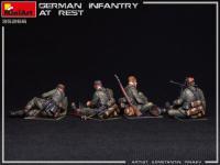 Infanteria Alemana Descansando (Vista 9)