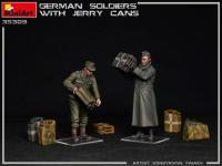 Soldados Alemanes con Jerry Cans (Vista 8)