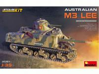 Australian M3 LEE. Interior Kit (Vista 9)