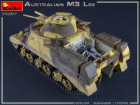 Australian M3 LEE. Interior Kit (Vista 11)