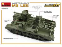 Australian M3 LEE. Interior Kit (Vista 13)
