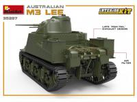 Australian M3 LEE. Interior Kit (Vista 16)