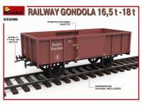 Railway Gondola 16,5-18 t (Vista 13)