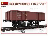 Railway Gondola 16,5-18 t (Vista 16)