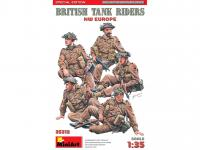 Tanquistas Britanicos (Vista 2)