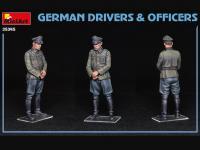 Conductores y Oficiales Alemanes (Vista 9)