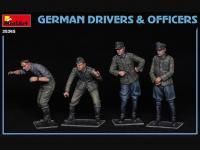 Conductores y Oficiales Alemanes (Vista 10)