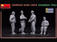 Tanquistas Alemanes Kharkov 1943 (Vista 10)