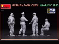 Tanquistas Alemanes Kharkov 1943 (Vista 11)