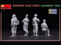 Tanquistas Alemanes Kharkov 1943 (Vista 12)