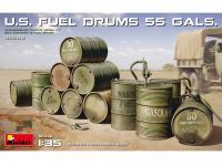 Bidones de combustible de EE.UU. 55 Gals (Vista 7)