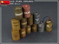 Bidones de combustible de EE.UU. 55 Gals (Vista 8)