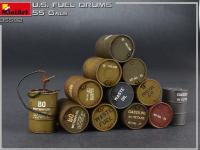 Bidones de combustible de EE.UU. 55 Gals (Vista 11)