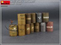 Bidones de combustible de EE.UU. 55 Gals (Vista 12)