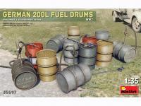 Bidones Combustible Alemanes de 200 L (Vista 5)