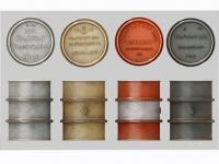 Bidones Combustible Alemanes de 200 L (Vista 6)
