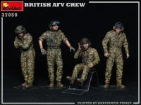 Tripulación de AFV británica (Vista 10)