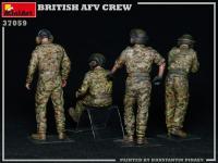 Tripulación de AFV británica (Vista 11)