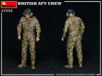 Tripulación de AFV británica (Vista 12)