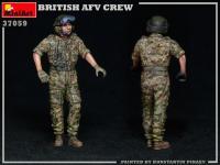 Tripulación de AFV británica (Vista 14)