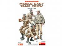 Tripulación de Oriente Medio 60-70s (Vista 2)
