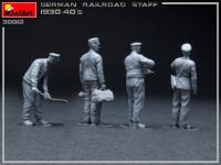 Equipo Aleman Ferroviario 1930/40 (Vista 8)