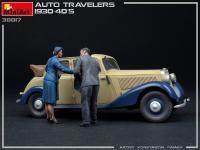 Viajeros de Auto 1930-40S (Vista 8)