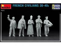 Civiles franceses de 30 a 40 años. (Vista 7)