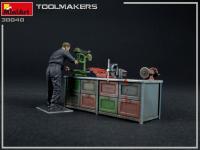 Fabricantes de herramientas (Vista 21)