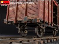 Vagón cubierto de Ferrocarril Imperial Ruso (Vista 23)