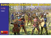 Caballeros y Arqueros Borgoñones. Siglo (Vista 3)