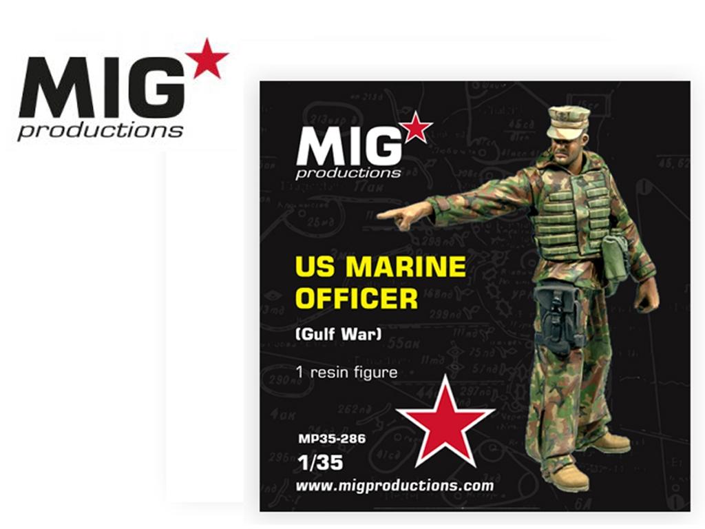 U.S. Marine Gulf War  (Vista 1)